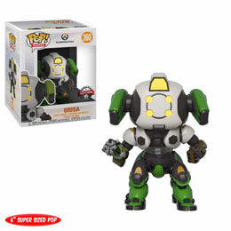 FUNKO POP OVERWATCH ORISA OR15 SKIN EXCLUSIVE 15CM