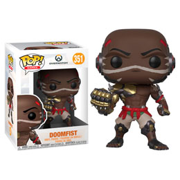FUNKO POP OVERWATCH DOOMFIST SERIES 4