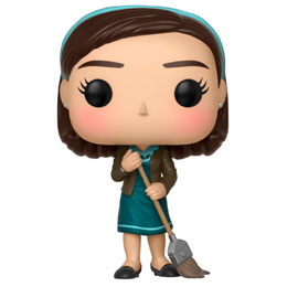 LA FORME DE L'EAU FIGURINE FUNKO POP ELISA WITH BROOM