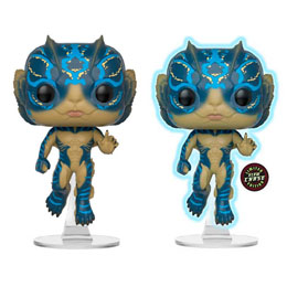 Photo du produit LA FORME DE L'EAU FIGURINE FUNKO POP AMPHIBIAN MAN Photo 1