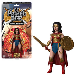 FIGURINE DC PRIMAL AGE FIGURINE WONDER WOMAN 13 CM