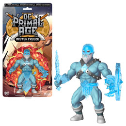 FIGURINE DC PRIMAL AGE FIGURINE MR FREEZE 13 CM