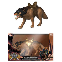 DC PRIMAL AGE FIGURINE ACE THE BAT HOUND 19 CM
