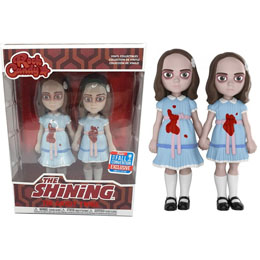 FIGURINES ROCK CANDY THE SHINING THE GRADY TWINS NYCC EXCLUSIVE