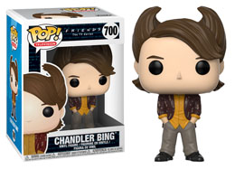 FUNKO POP FRIENDS 80S HAIR CHANDLER BING