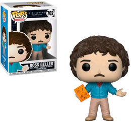 FUNKO POP FRIENDS 80S ROSS GELLER