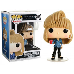 FUNKO POP FRIENDS 80S HAIR RACHEL GREEN