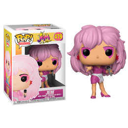 FUNKO POP JEM AND THE HOLOGRAMS JEM