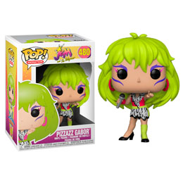 FUNKO POP JEM AND THE HOLOGRAMS PIZZAZZ