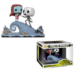 L´ETRANGE NOËL DE MR. JACK PACK 2 POP! MOVIE MOMENTS JACK & SALLY