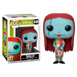 L´ÉTRANGE NOËL DE MR. JACK FIGURINE POP! MOVIES VINYL SALLY