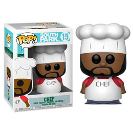FIGURINE FUNKO POP SOUTH PARK CHEF