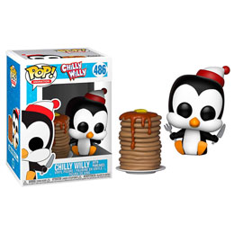 CHILLY WILLY POP! ANIMATION VINYL FIGURINE CHILLY WILLY