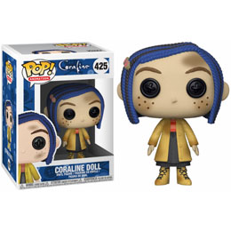FIGURINE FUNKO POP CORALINE AS A DOLL