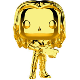 FUNKO POP MARVEL STUDIOS 10 GAMORA GOLD CHROME