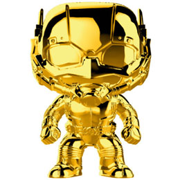 FUNKO POP MARVEL STUDIOS 10 ANT MAN GOLD CHROME