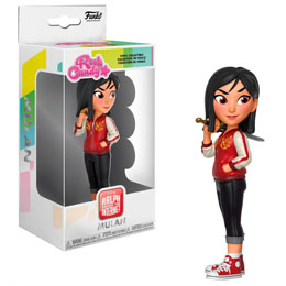 RALPH 2.0 ROCK CANDY FIGURINE MULAN