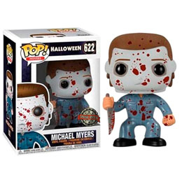 FUNKO POP HALLOWEEN MICHAEL MYERS BLOOD SPLATTER EXCLUSIVE