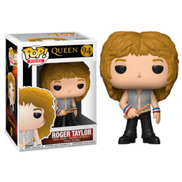 FIGURINE FUNKO POP QUEEN ROGER TAYLOR