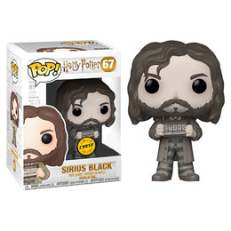 FIGURINE FUNKO POP HARRY POTTER SIRIUS BLACK EXCLUSIVE CHASE