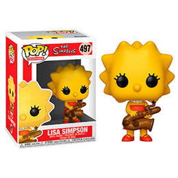 FUNKO POP LISA - THE SIMPSONS