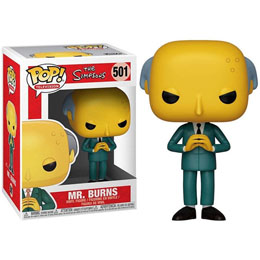 FUNKO POP MR. BURNS - THE SIMPSONS