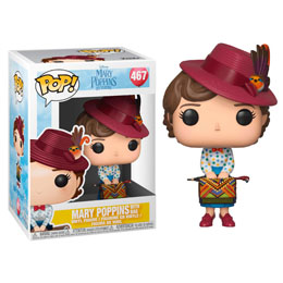 FUNKO POP DISNEY MARY POPPINS MARY WITH BAB