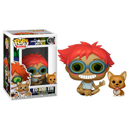 COWBOY BEBOP FIGURINE POP! ANIMATION VINYL EDWARD & EIN