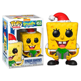 FUNKO POP SPONGEBOB BOB CHRISTMAS