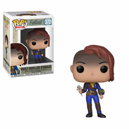 FALLOUT FIGURINE POP! GAMES VINYL VAULT DWELLER FEMALE