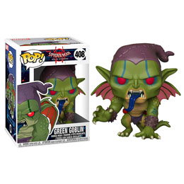 FUNKO POP MARVEL ANIMATED SPIDERMAN GREEN GOBLIN
