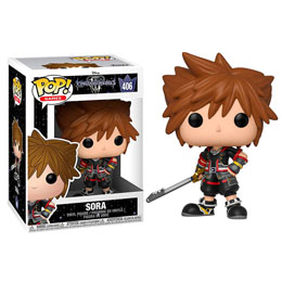 FIGURINE FUNKO POP DISNEY KINGDOM HEARTS 3 SORA