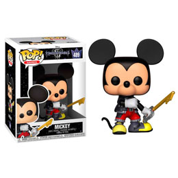 KINGDOM HEARTS 3 FIGURINE POP! DISNEY VINYL MICKEY 9 CM