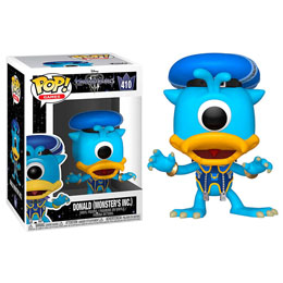 FIGURINE FUNKO POP DISNEY KINGDOM HEARTS 3 DONALD MONSTERS