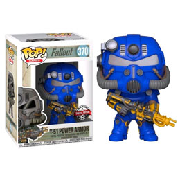 FIGURINE FUNKO POP FALLOUT POWER ARMOR VAULT TEC SERIES 2 EXCLUSIVE