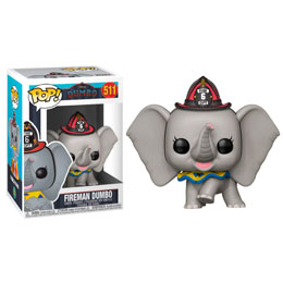 DUMBO POP! DISNEY VINYL FIGURINE FIREMAN DUMBO
