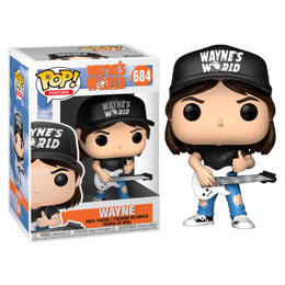 FIGURINE FUNKO POP WAYNE'S WORLD WAYNE
