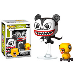 L´ÉTRANGE NOËL DE MR. JACK FIGURINE POP! MOVIES VINYL VAMPIRE TEDDY & DUCK