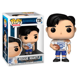FIGURINE FUNKO POP! RIVERDALE DREAM REGGIE IN FOOTBALL UNIFORM