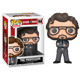 LA CASA DE PAPEL FUNKO POP! FIGURINE THE PROFESSOR