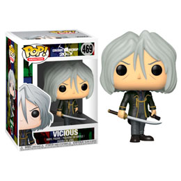 COWBOY BEBOP FIGURINE POP! ANIMATION VINYL VICIOUS
