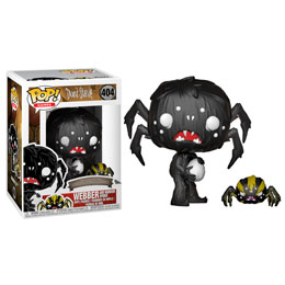 DON'T STARVE POP! GAMES VINYL FIGURINE WEBBER & SPIDER