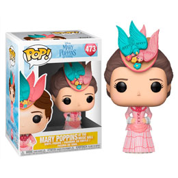 FUNKO POP DISNEY MARY POPPINS MARY PINK DRESS
