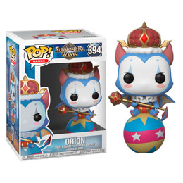 SUMMONERS WAR POP! GAMES VINYL FIGURINE WATER BROWNIE MAGICIAN