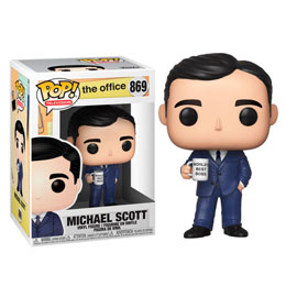 THE OFFICE US FUNKO POP! TV FIGURINE MICHAEL SCOTT
