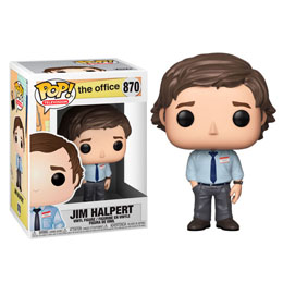 THE OFFICE US FUNKO POP! TV FIGURINE JIM HALPERT