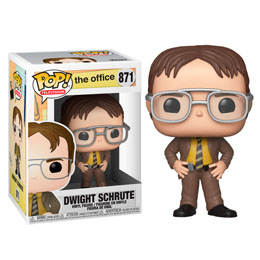 THE OFFICE US FUNKO POP! TV FIGURINE DWIGHT SCHRUTE