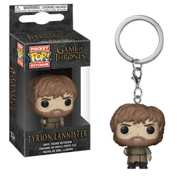 PORTE CLE GAME OF THRONES POCKET POP! TYRION LANNISTER