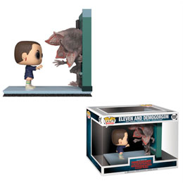 STRANGER THINGS PACK 2 POP! MOVIE MOMENTS ELEVEN & DEMOGORGON
