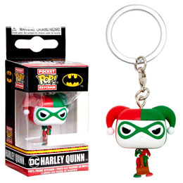 POCKET POP DC COMICS HARLEY QUINN HOLIDAY EXCLUSIVE